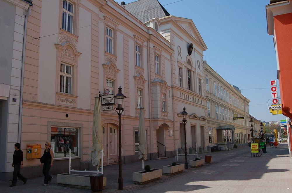 Stadttheater Wiener Neustadt  FALTER EventLocations