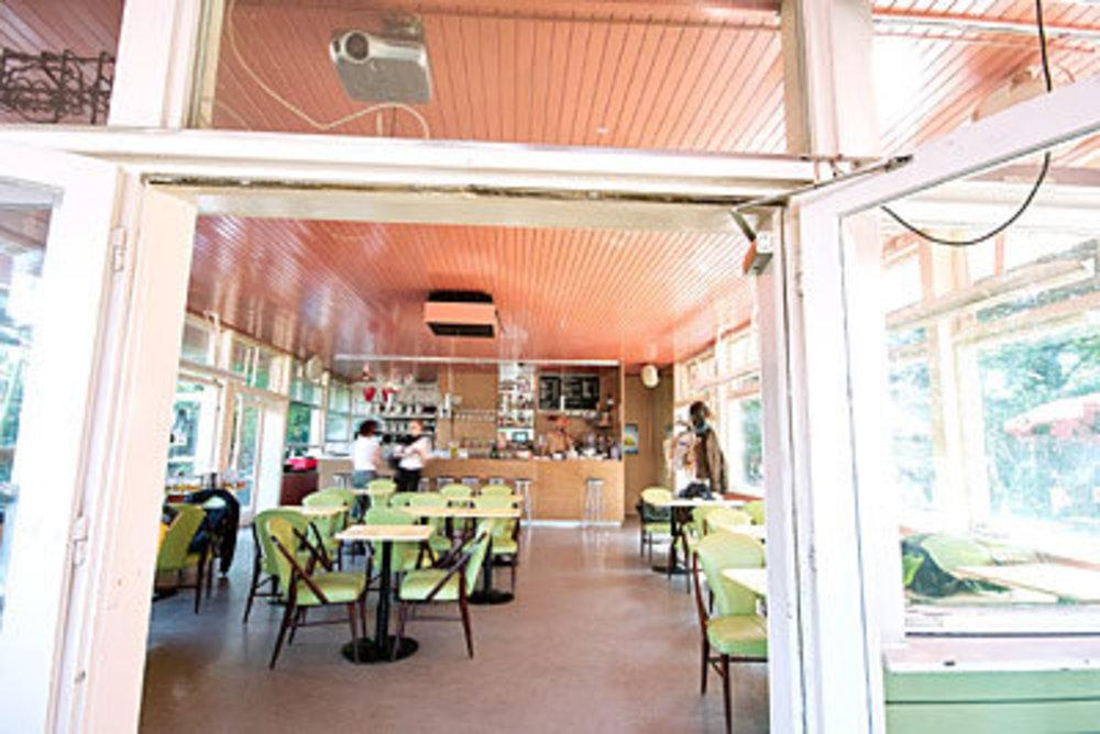 Volksgarten Pavillon Falter Event Locations Falterat