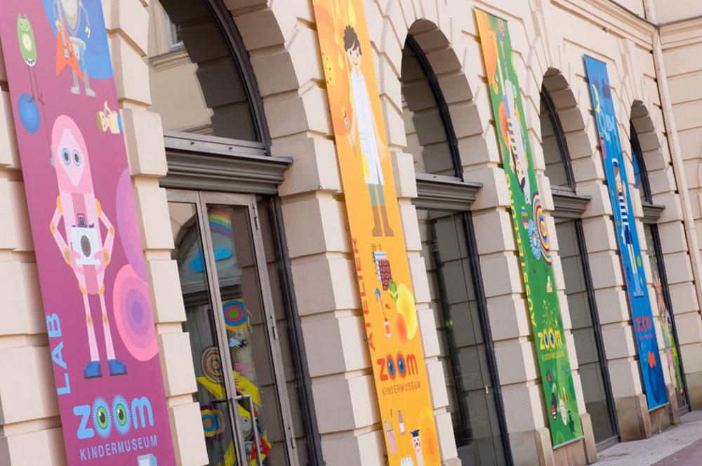 ZOOM Kindermuseum/Cathrine Stukhard
