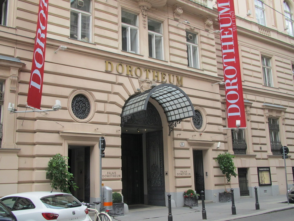 palais dorotheum falter event locations