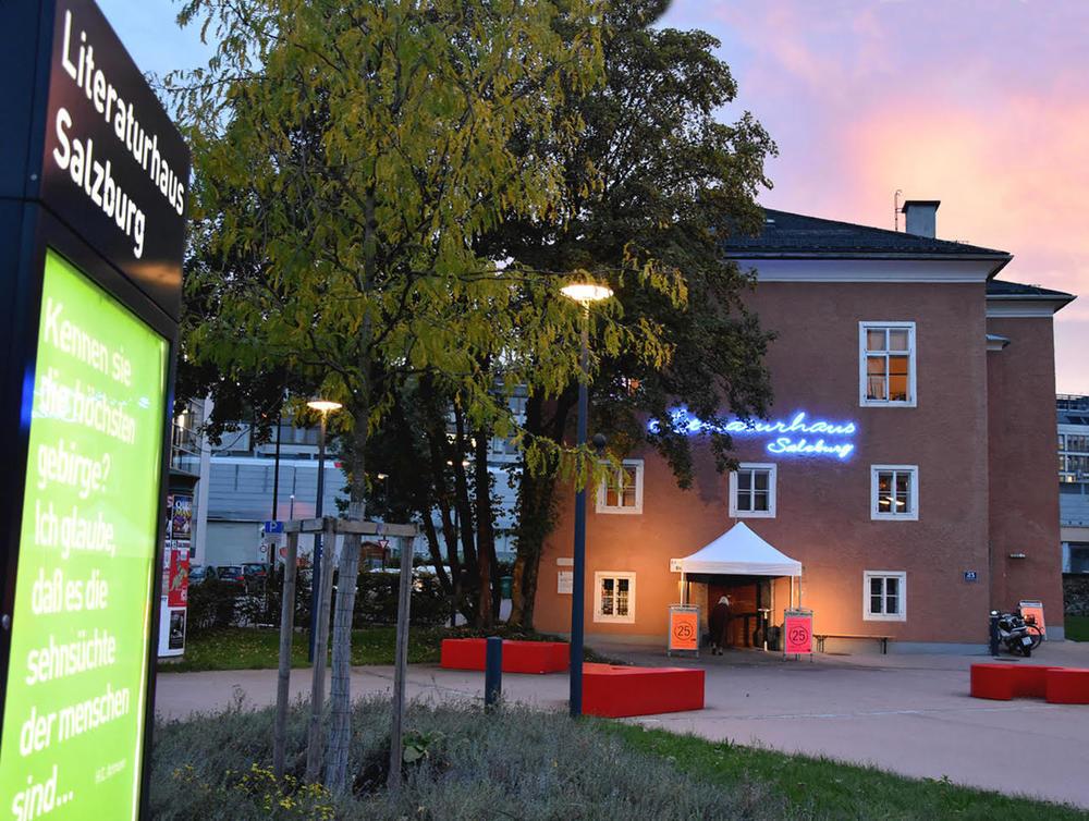 literaturhaus salzburg falter event locations. Black Bedroom Furniture Sets. Home Design Ideas