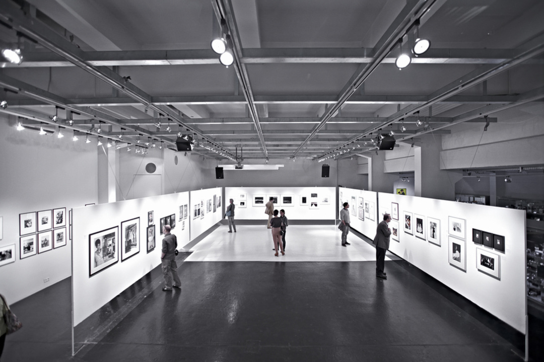 Hauptraum - © Sandro Zanzinger
