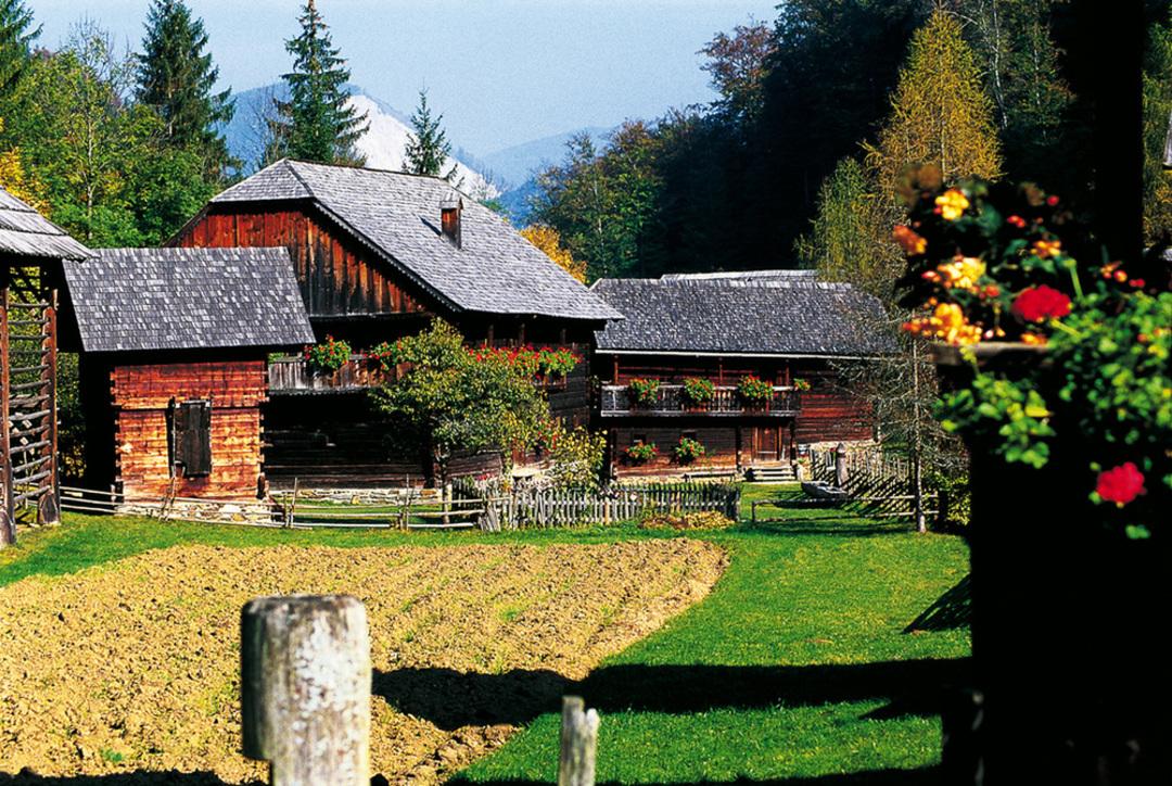 Freilichtmuseum Stuebing - © Graz Tourismus