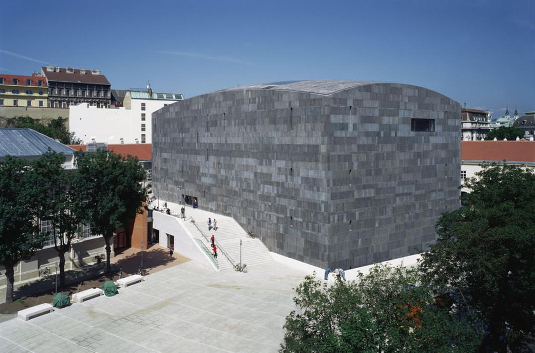 Mumok - Museum Moderner Kunst Stiftung Ludwig - © Rupert Steiner