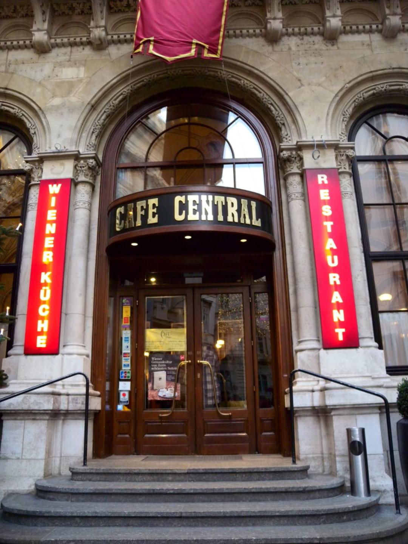 Café Central - © Stefan Schamberger/Falter