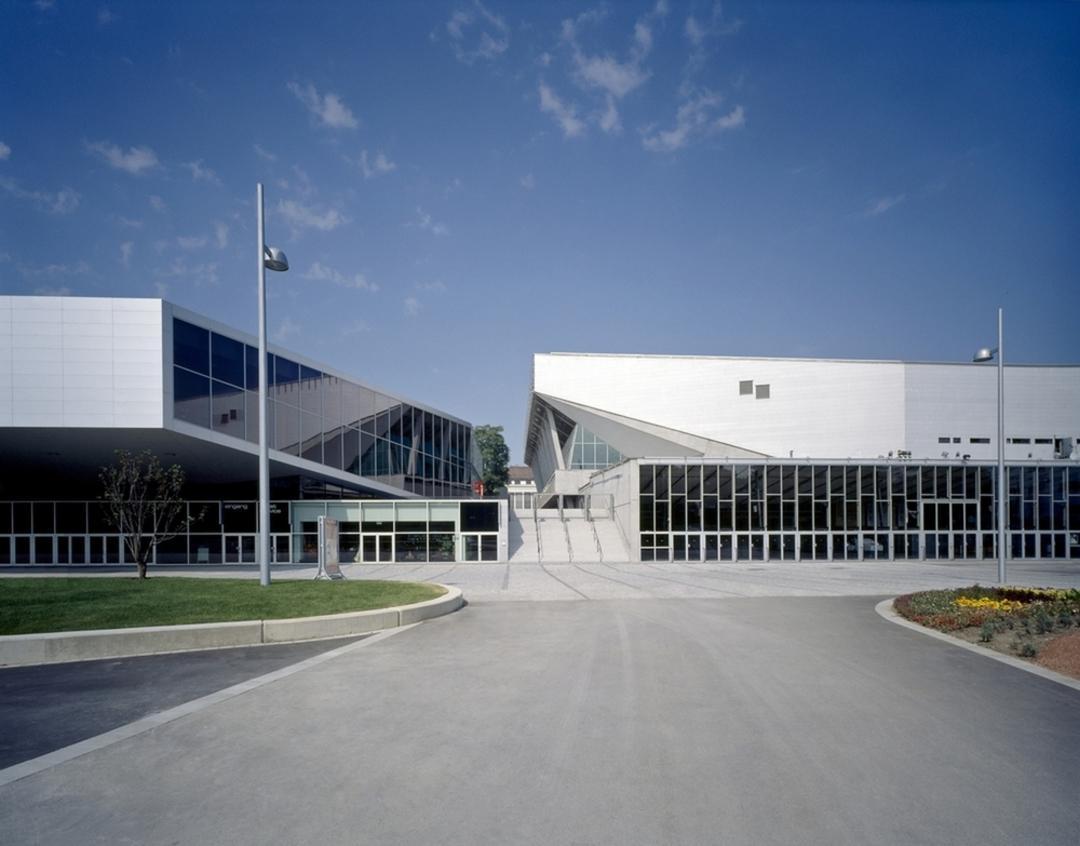 Wiener Stadthalle  - © Gisela Erlacher