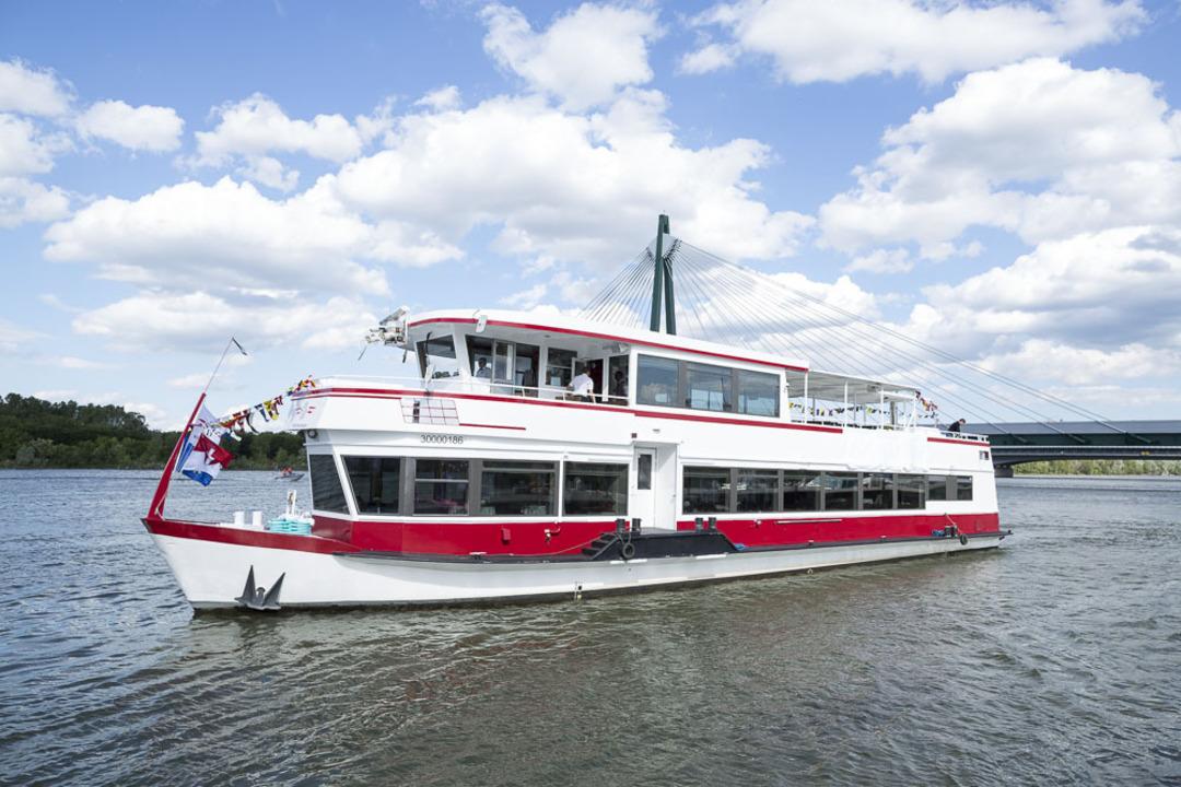MS Blue Danube / City Cruise - © DDSG / Eva Kelety