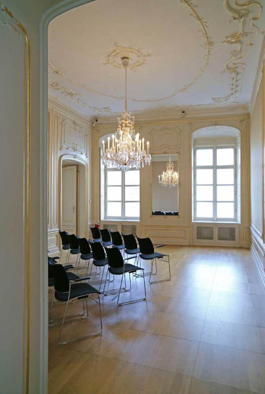 Palais Mollard - Salon Clary - © Österreichische Nationalbibliothek
