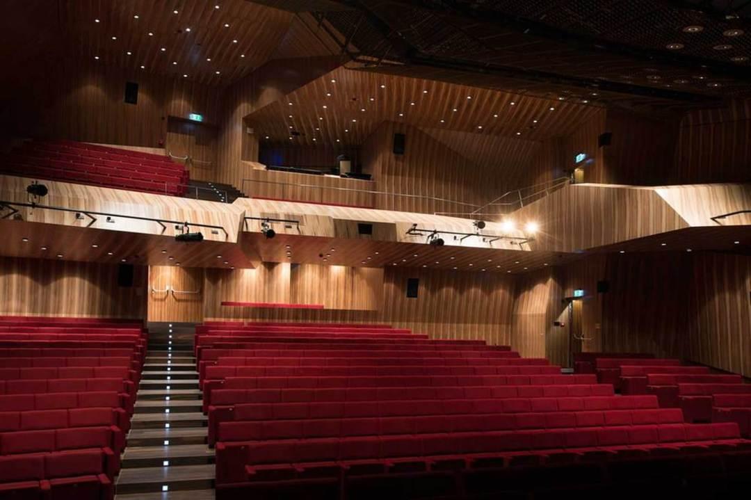 Muth Konzertsaal - © Lukas Beck