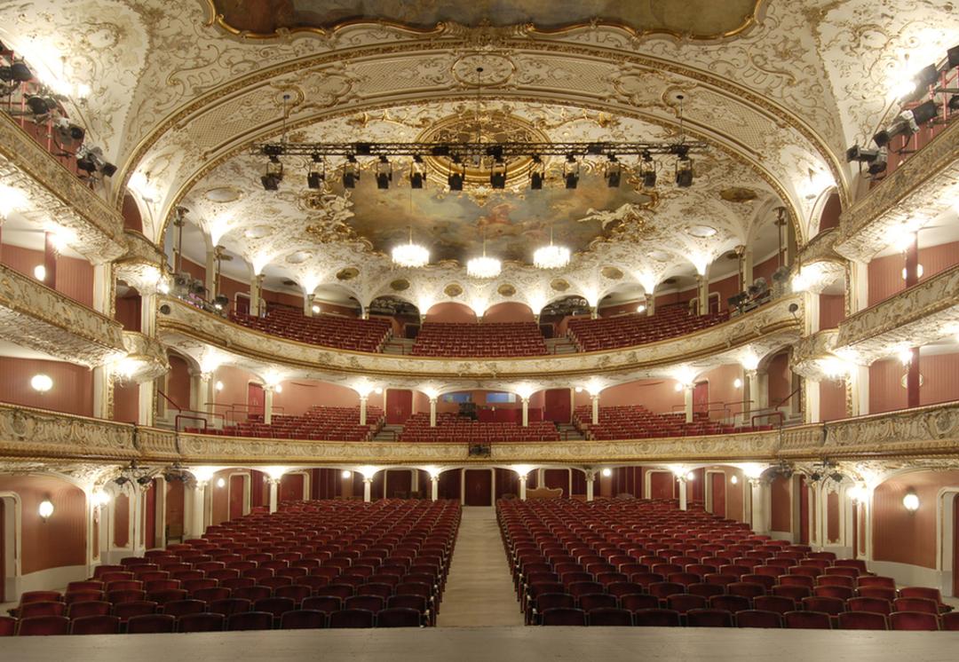 Volkstheater, Zuschauerraum - © Christoph Sebastian