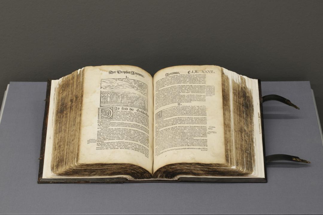 Luther Bibel - © Evangelische Pfarrgemeinschaft Wiener Neustadt