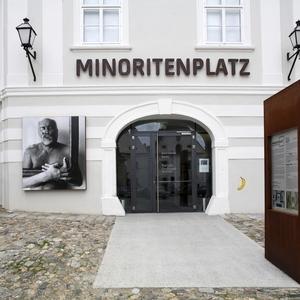 Ich und Ichich. Adolf Frohner im Porträt