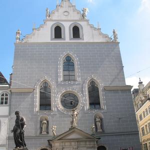 Die Wöckherl-Orgel in der Franziskanerkirche