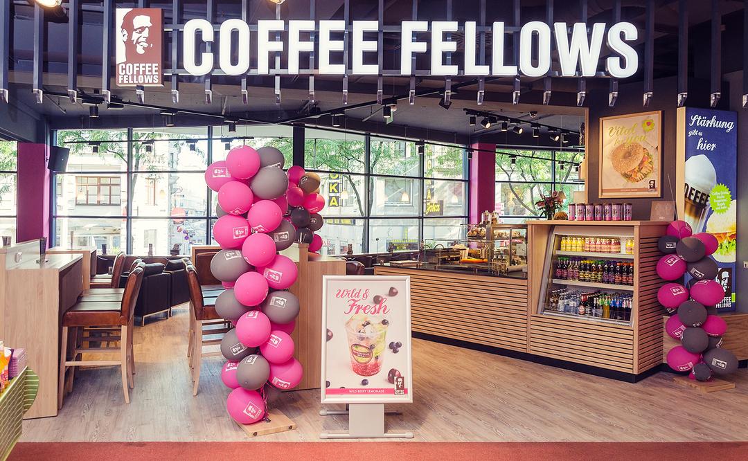 © Coffee Fellows
