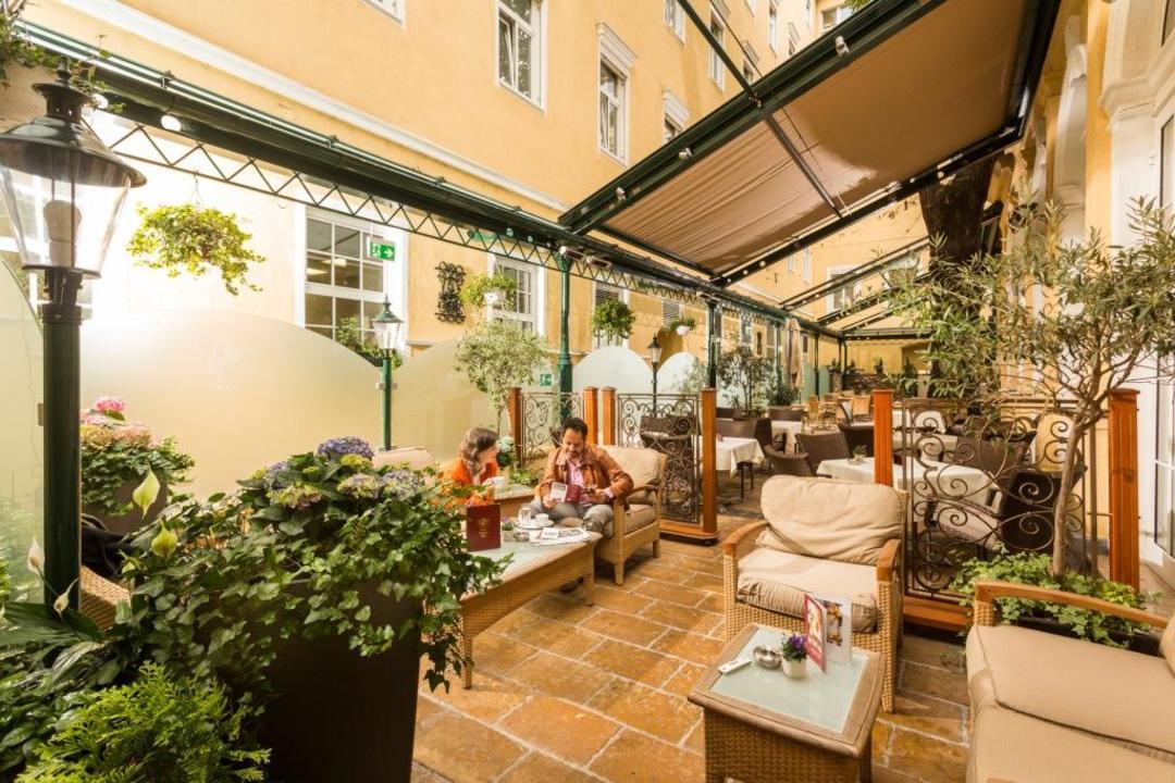 © Restaurant Stefanie (Hotel Stefanie)