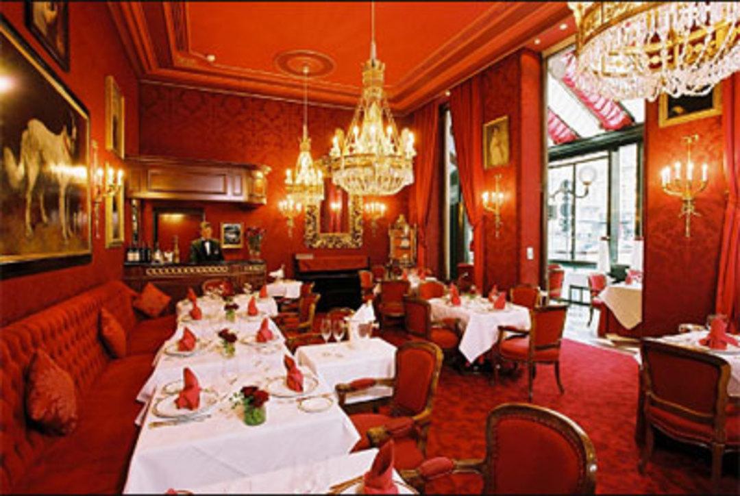 © Restaurant Rote Bar