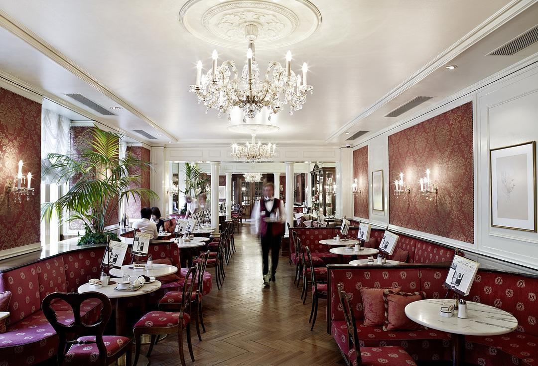 © Café Sacher Salzburg