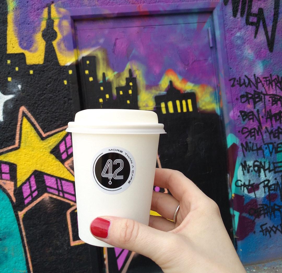 © 42 - more than a café