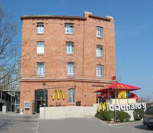 McDonald's (McDrive)