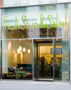 Fresh Soup & Salad