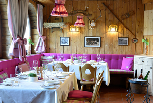 Restaurant Johannesstübli im Sporthotel Goldener Berg