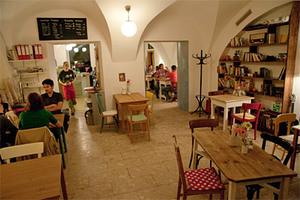 Café Crêperie Le Schnurrbart