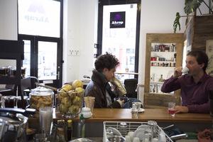 Espressobar Akrap Finest Coffee