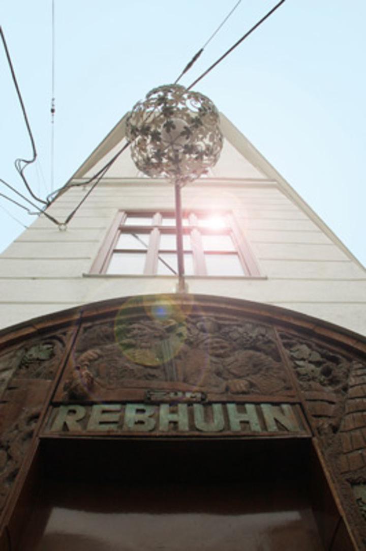 Rebhuhn Wien